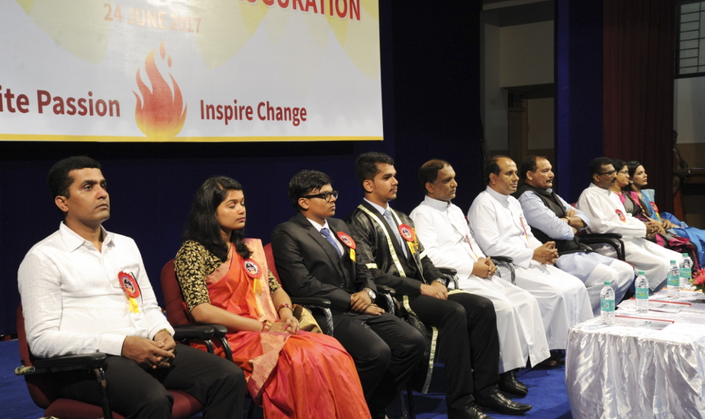 Inauguration Ceremony of Students' Council