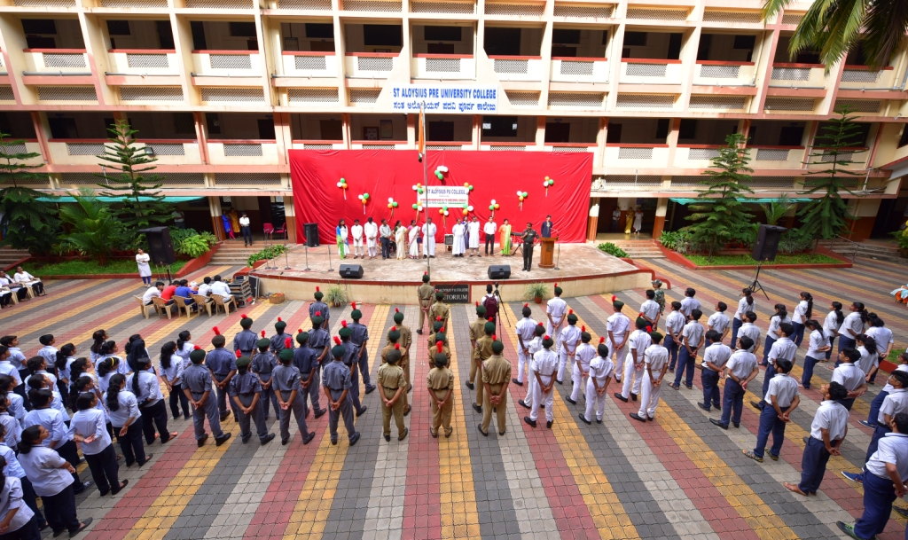 71st Independence Day Celebration at SAPUC